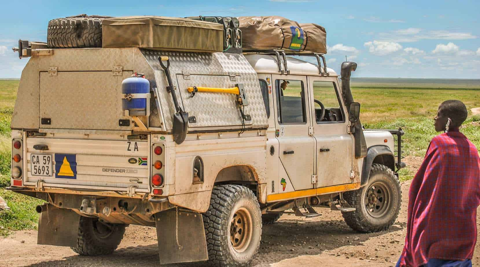 A2A EXPEDITION: Memories of Africa
