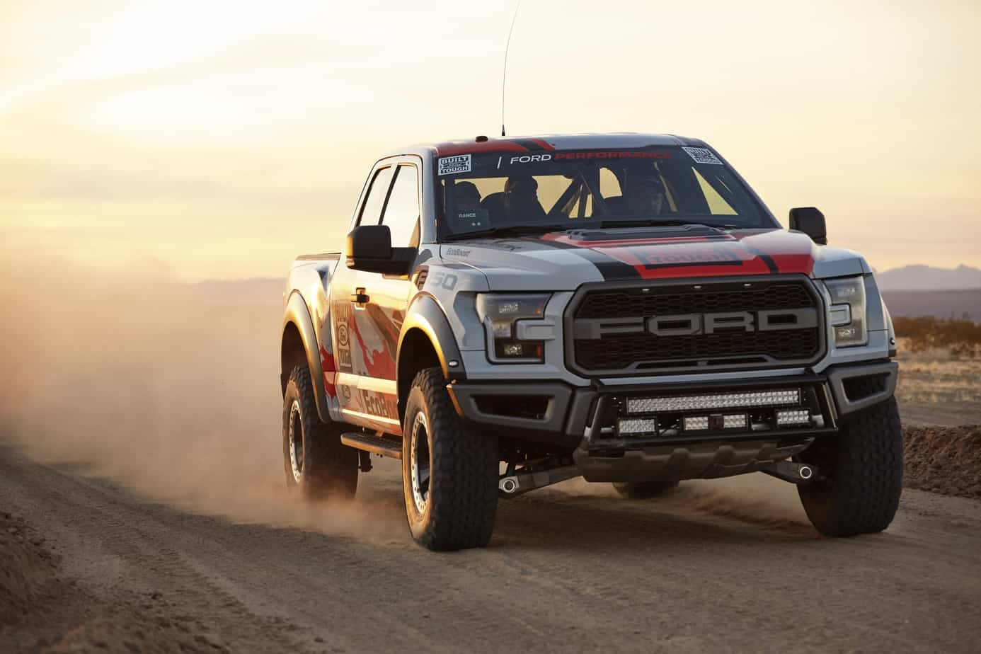 All-new 2017 F-150 Raptor