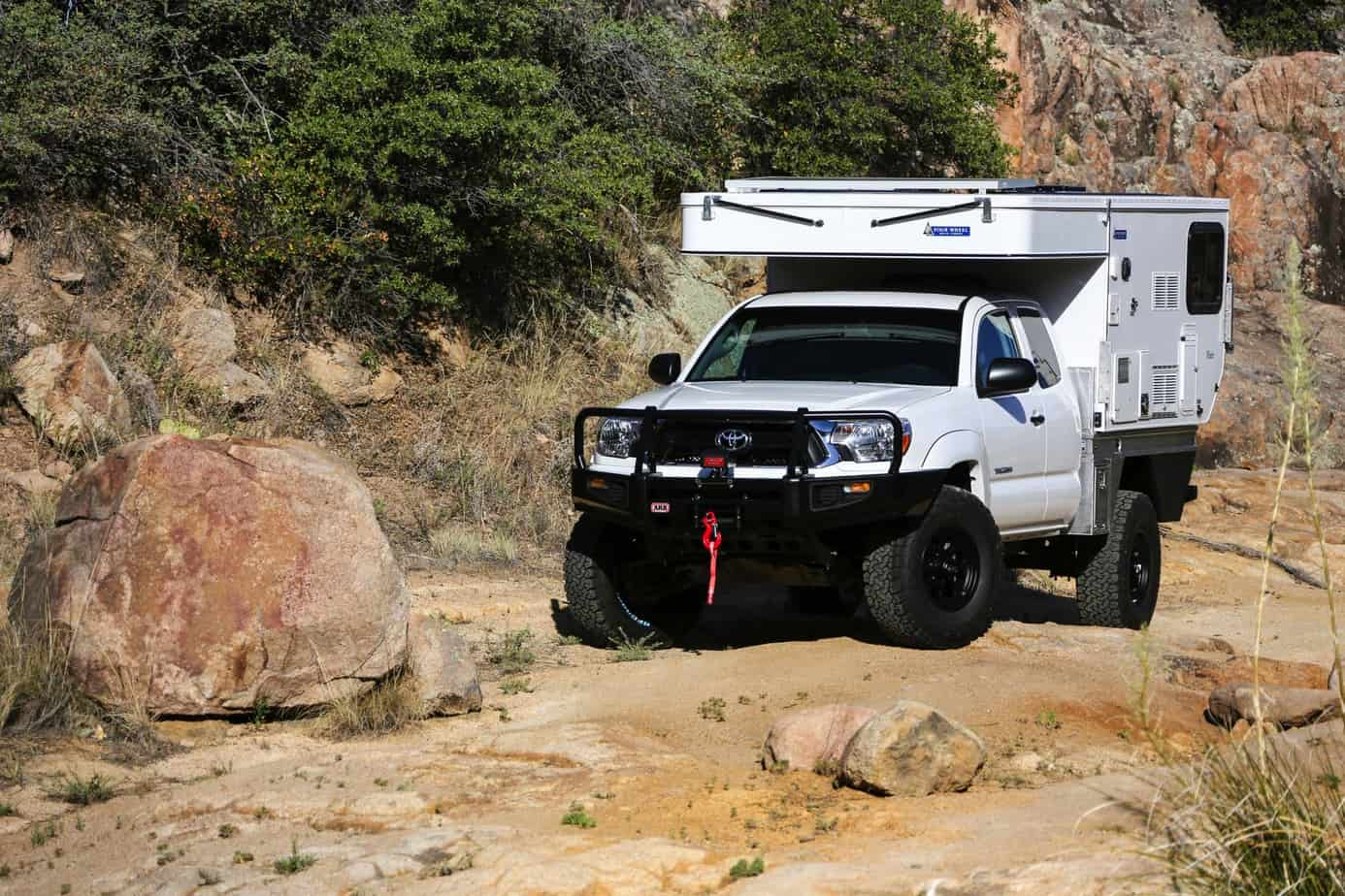 Road Life Adventures Flatbed Tacoma Expedition Portal