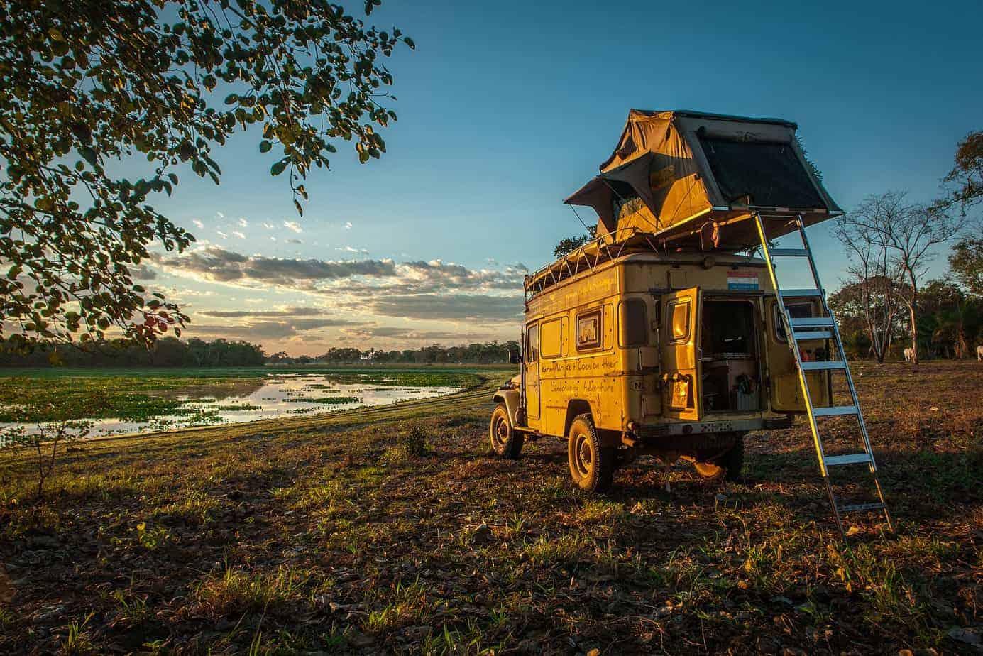 Landcruising Adventure Exploring Brazil S Pantanal