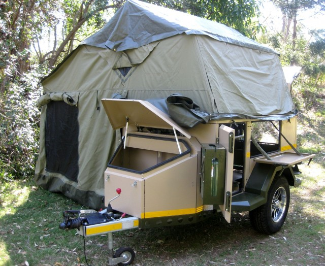 Conqueror Off Road Campers Now Available In North America