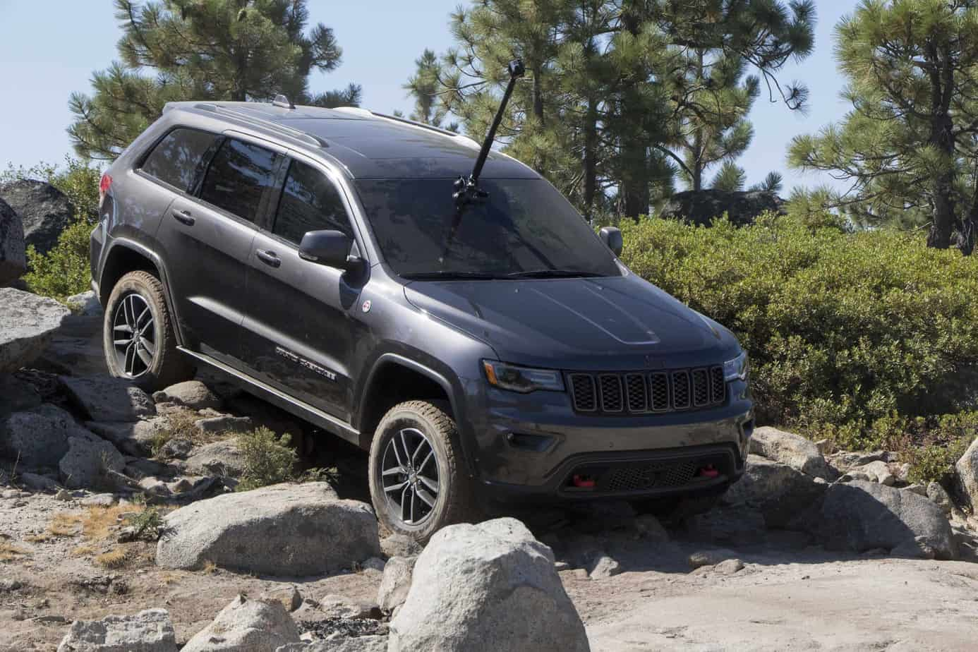 jeep grand cherokee trailhawk edition tackles the rubicon expedition portal. Black Bedroom Furniture Sets. Home Design Ideas
