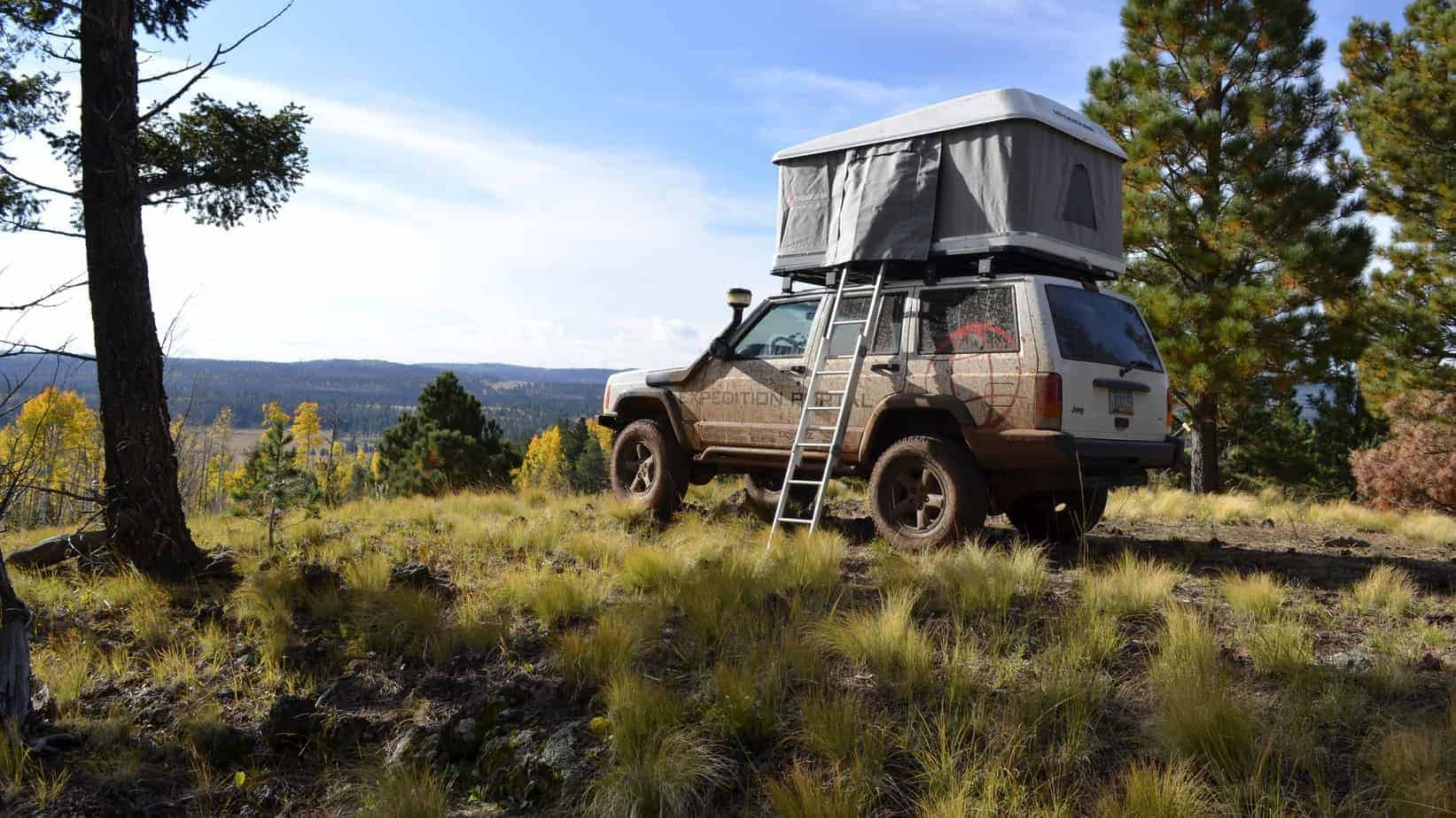 Living with the Maggiolina Extreme Tent