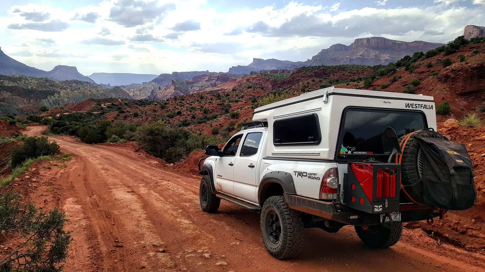 Featured Vehicle Jon Burtt S Toyota Tacoma Expedition