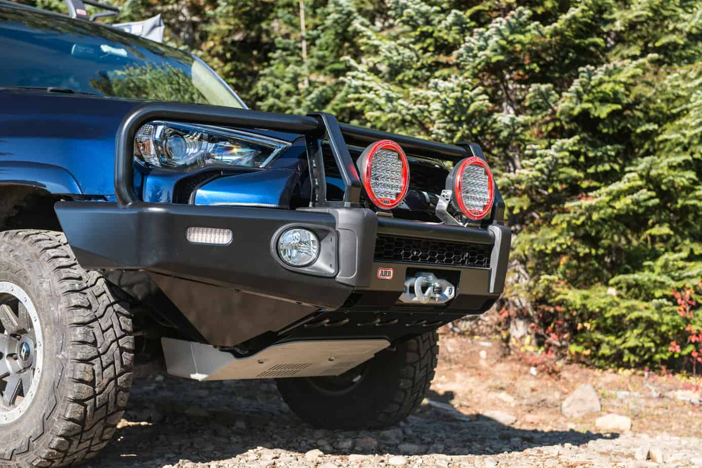 Arb Releases 5th Gen 4runner Bumper Expedition Portal