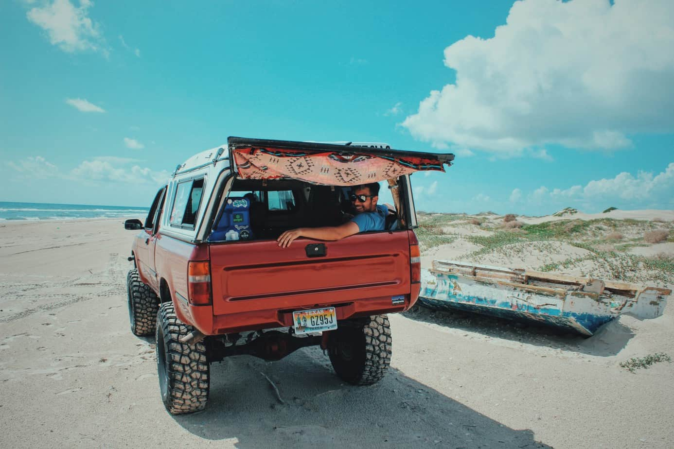 Featured Vehicle Overland Nomad S Toyota Pickup
