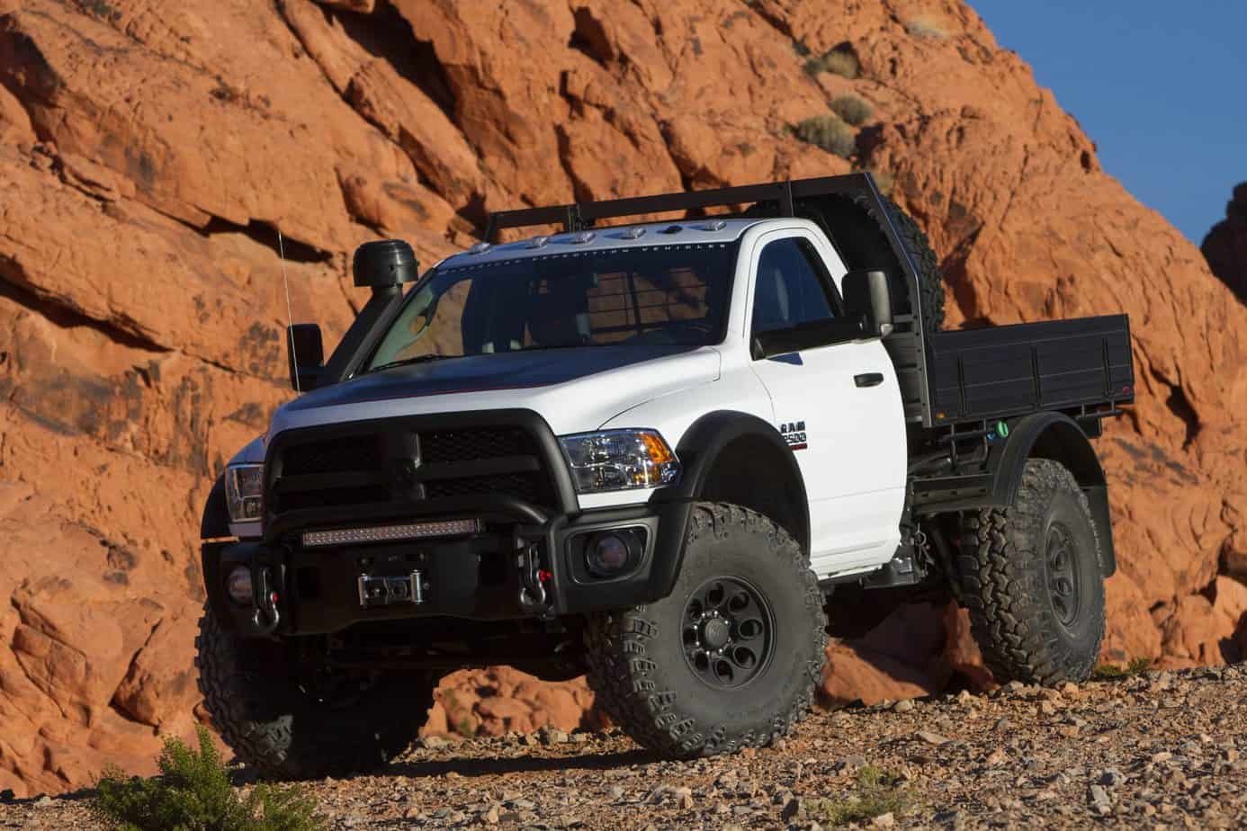 Featured Vehicle: The AEV Ram 2500 – Expedition Portal