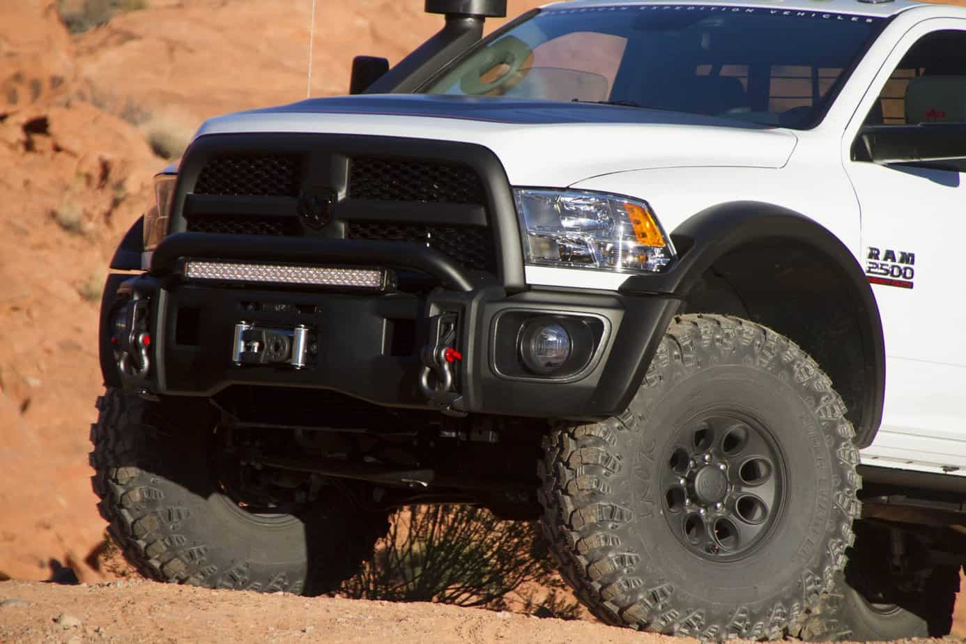 Dodge Ram 2500 Seat Covers >> Featured Vehicle: The AEV Ram 2500 - Expedition Portal
