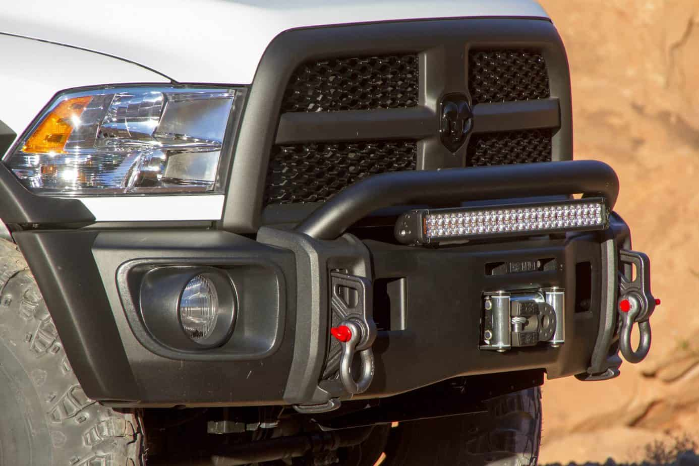 Featured Vehicle The Aev Ram 2500 Expedition Portal