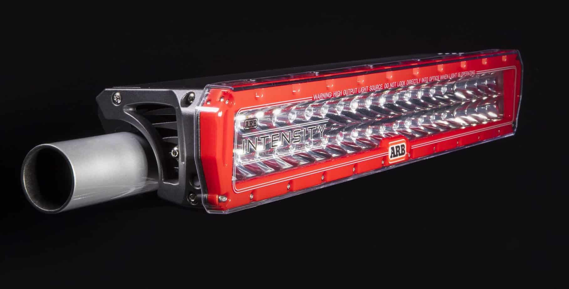 Field tested arb intensity light bar expedition portal rumors were circulating that they had a light bar in the works and during a recent trip to australia i had a sneak preview and test drive with their newest mozeypictures Images