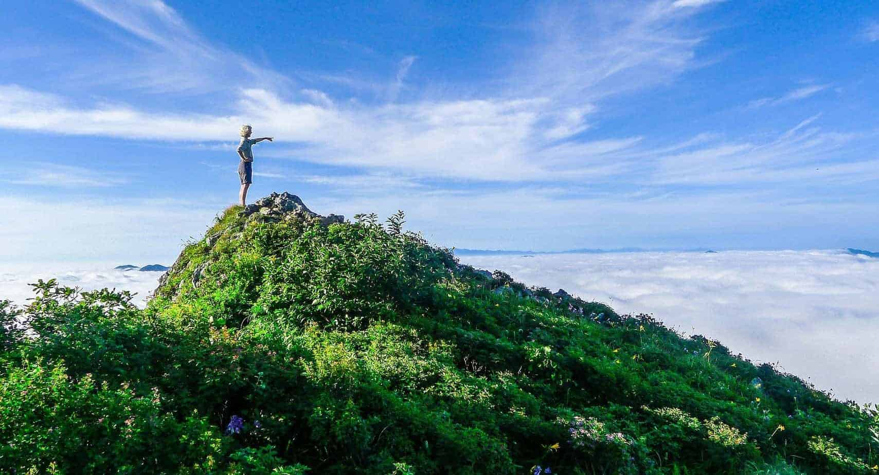 Beyond the Truck: Hiking 465 Miles of the Baekdu Daegan Trail (South Korea)