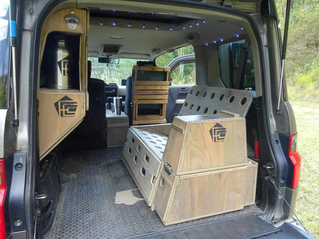 Fifth Element Camping Expedition Portal