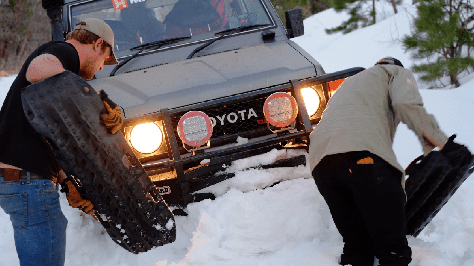 Buyer's Guide: Traction Mats