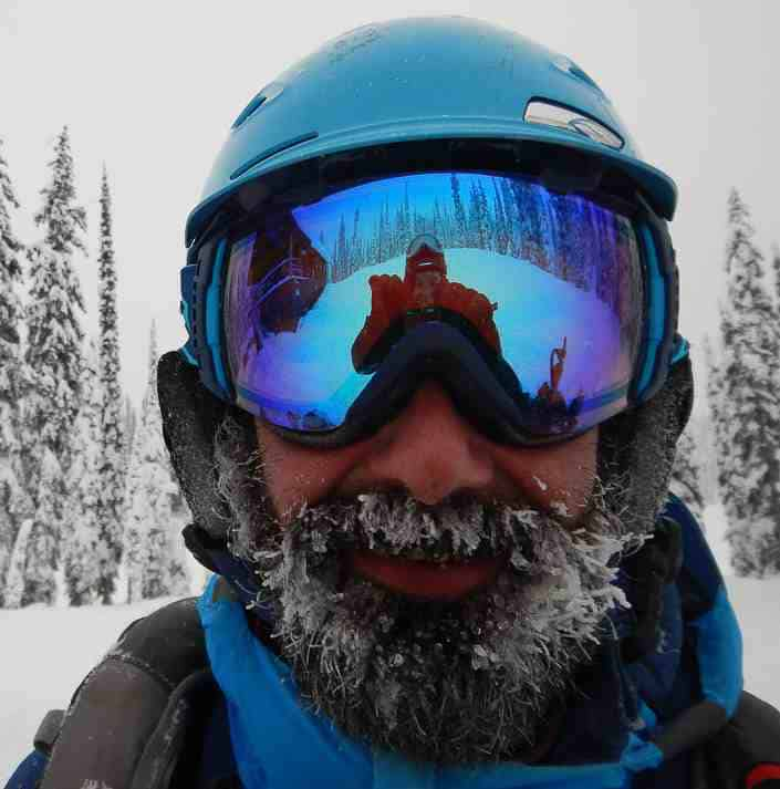 d sledding in revelstoke photo heather lea