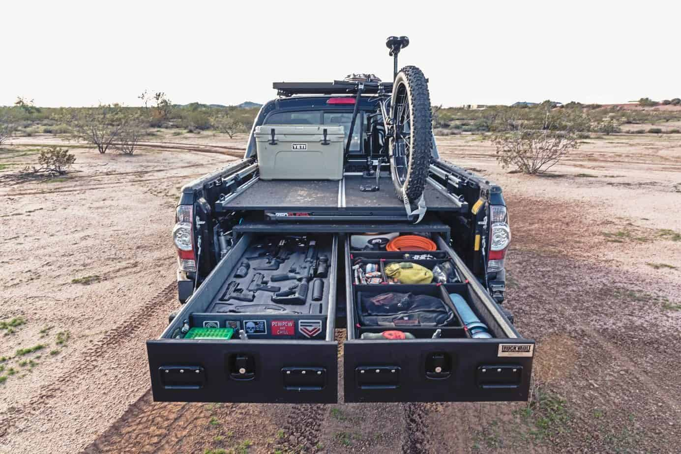 Truck/SUV Drawer Buyer's Guide