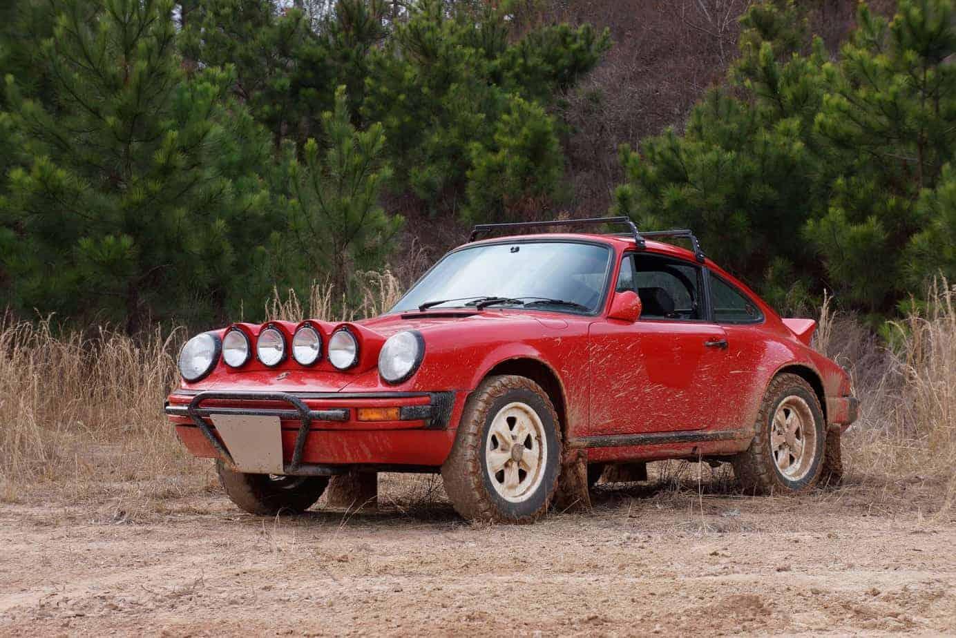 Porsche 911 Safari – The Keen Project