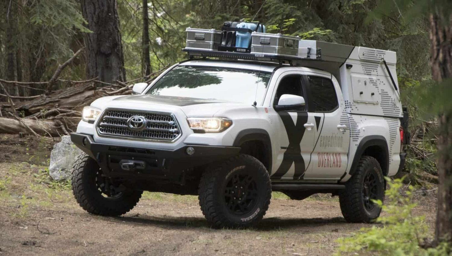 Featured Vehicle Expedition Overland S Toyota Tacoma
