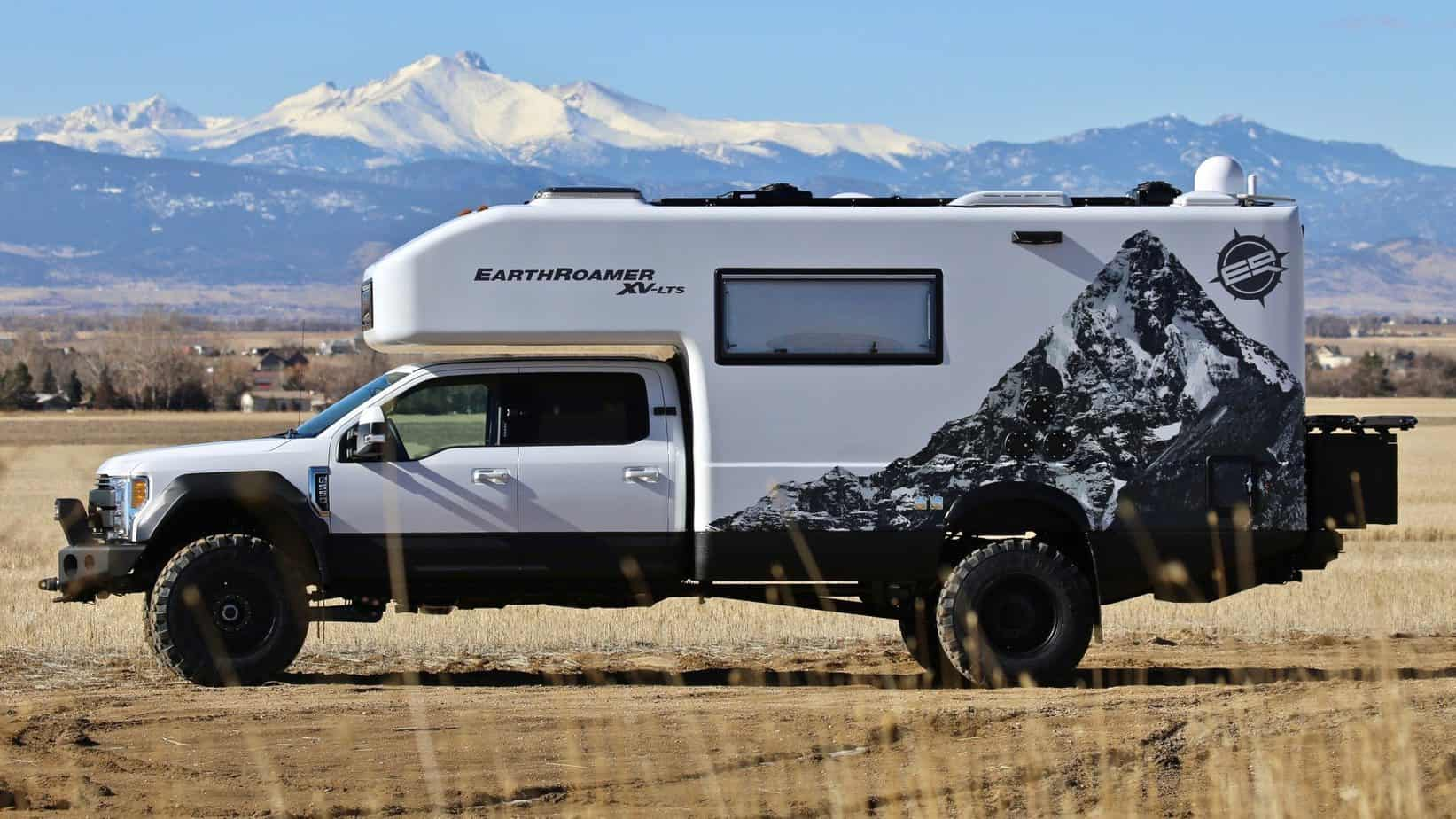 EarthRoamer's 2017 XV-LTS – Expedition Portal