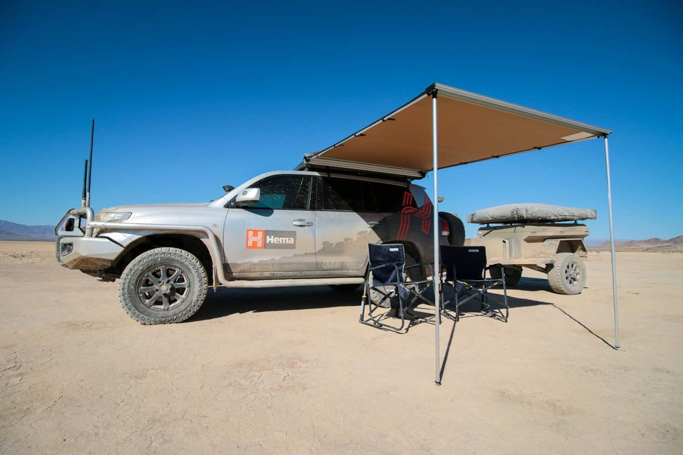 Arb Touring Awning Review