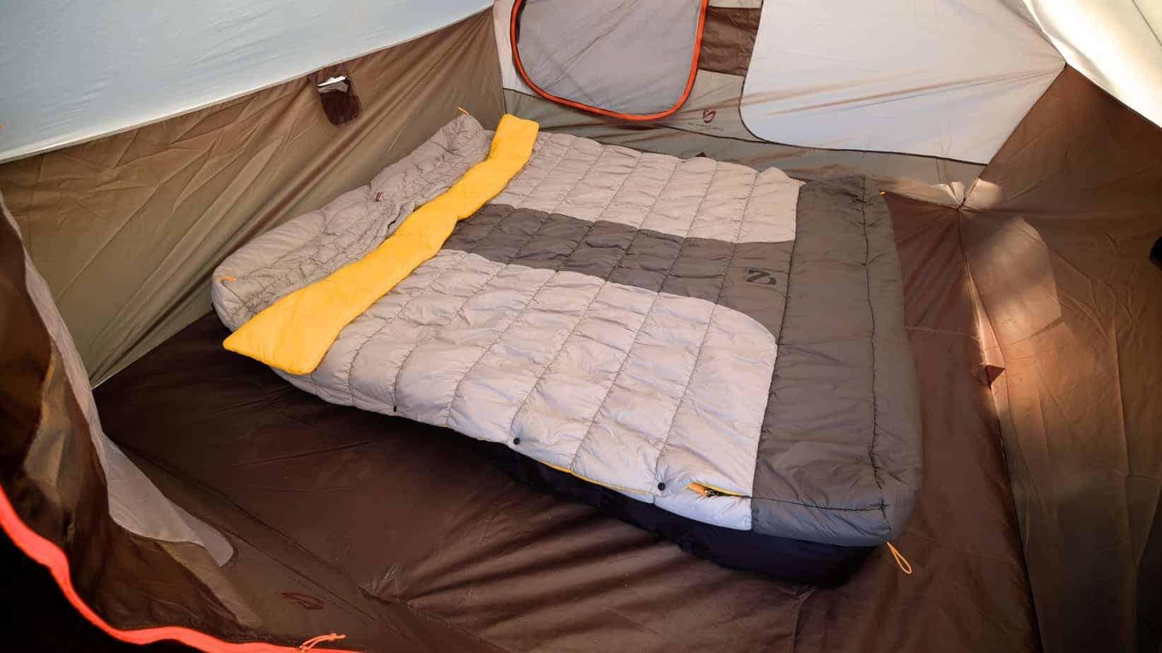 Field Tested: Nemo Equipment Symphony Luxury Duo Sleep System