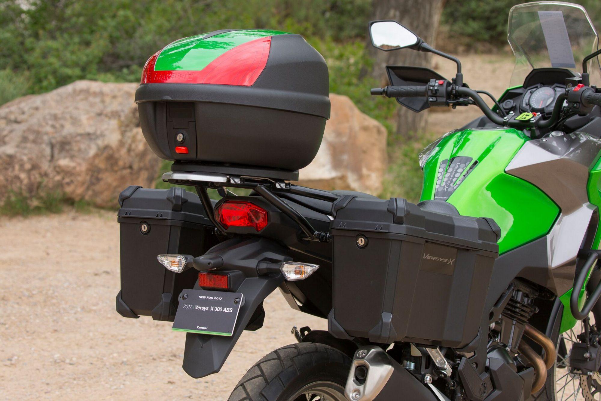First Ride Kawasaki Versys X 300 Expedition Portal