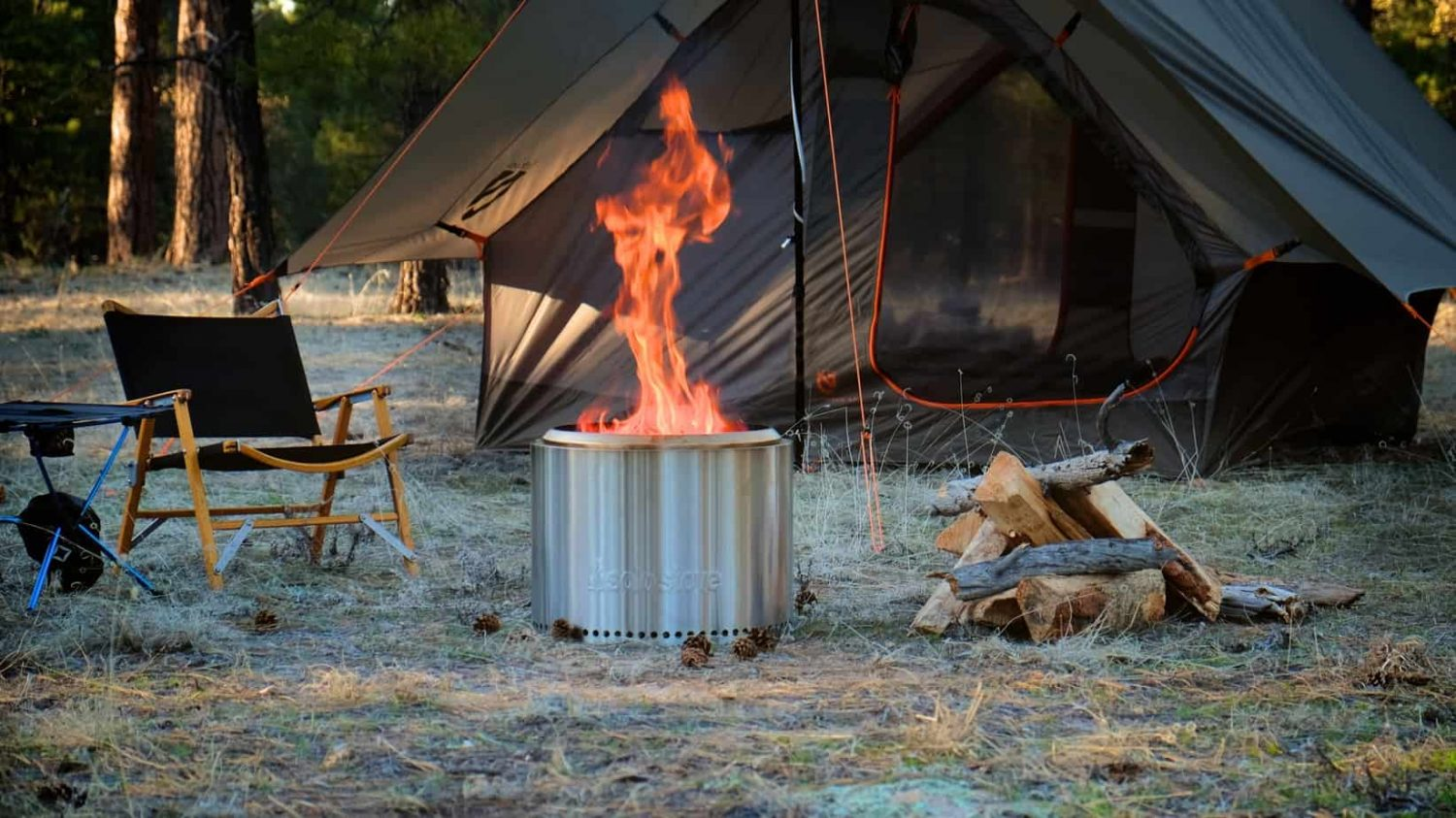 Field Tested: Solo Stove Bonfire - Expedition Portal