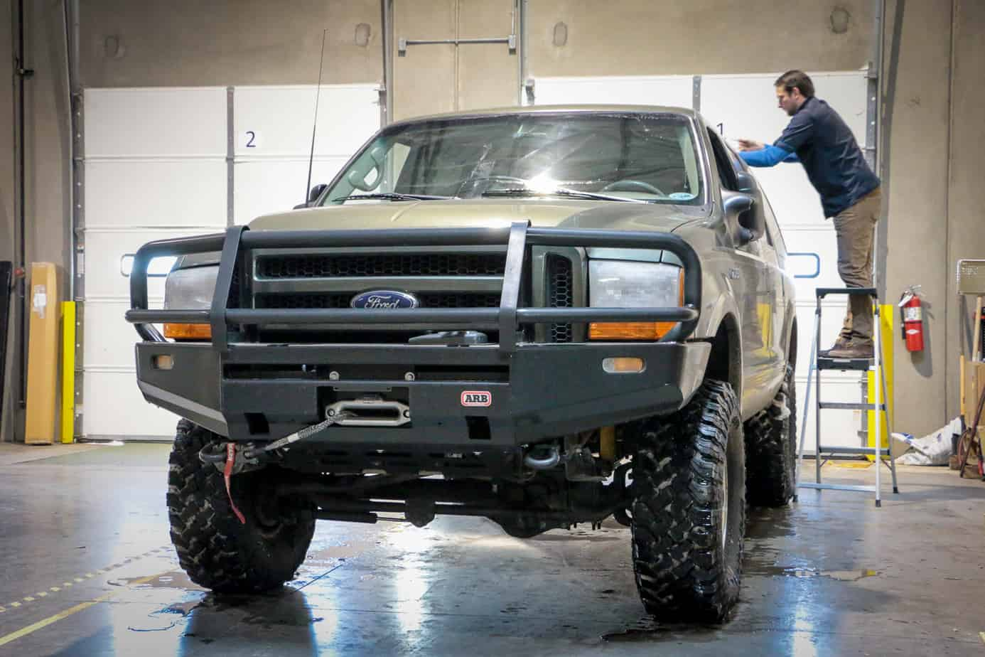 Full Size Overland The Excursion Part Two Expedition Portal