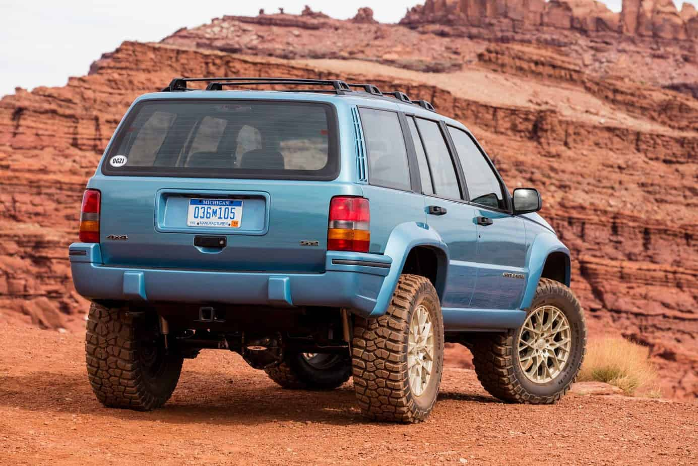 2017 Moab Jeep Concept Vehicles Released Expedition Portal