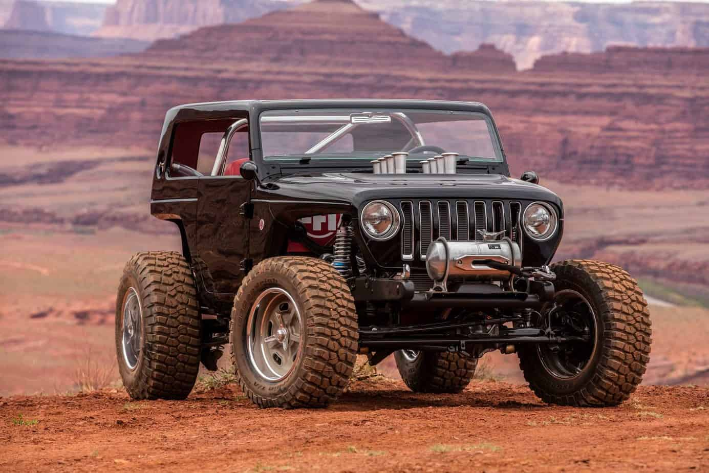 2017 Moab Jeep Concept Vehicles Released - Expedition Portal