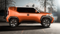 Toyota's Adventure Mobile for the Future, the FT-4X Concept