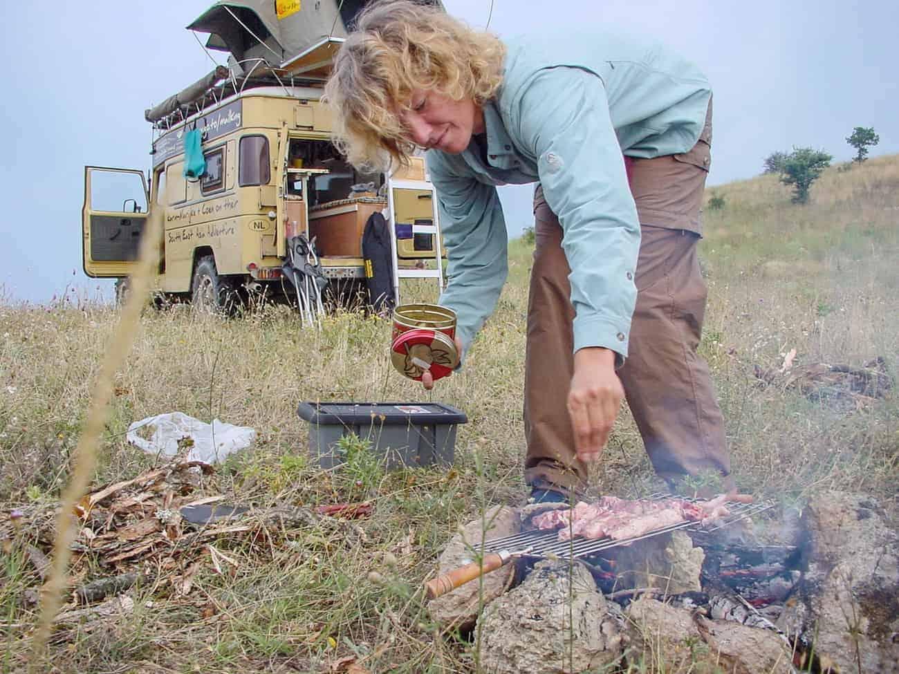 Land Cruising Adventure: Do you need a fridge?
