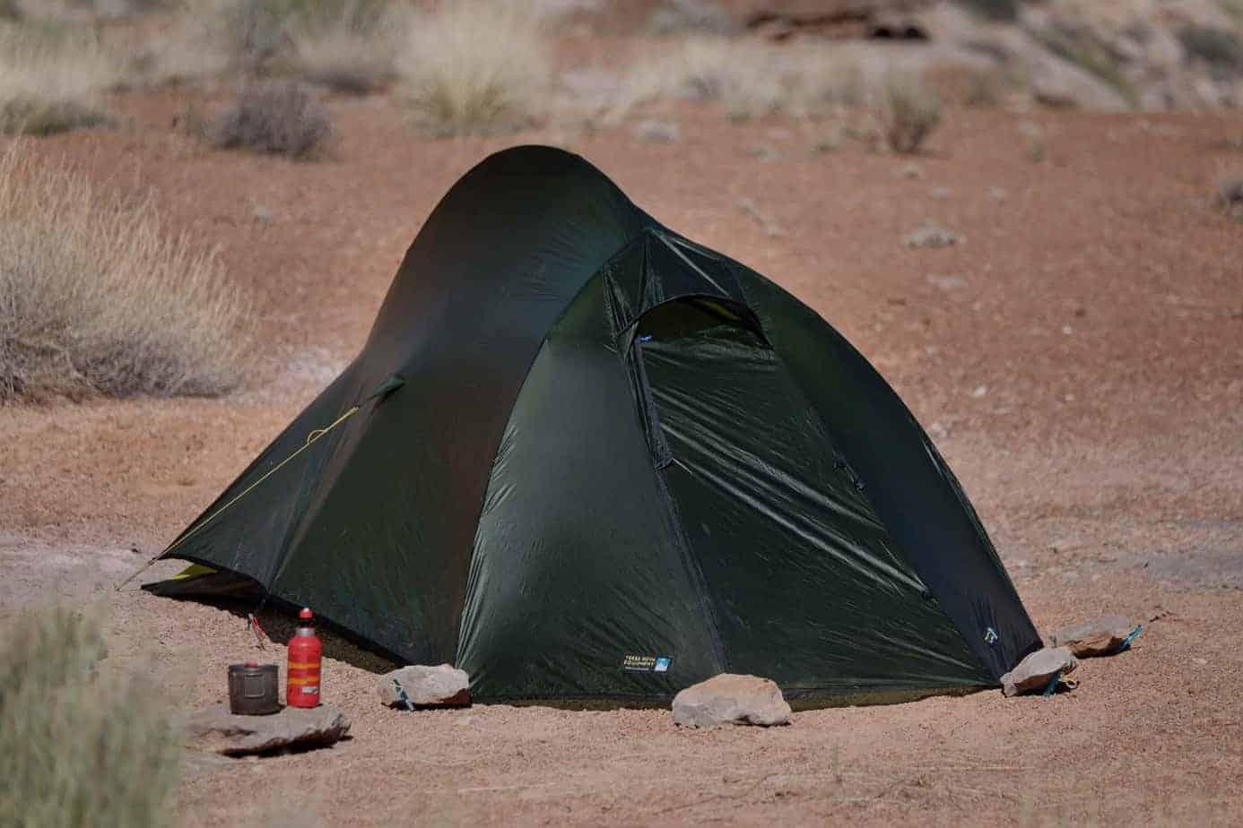 Field Tested Terra Nova Solar Photon 2p Tent Expedition Portal