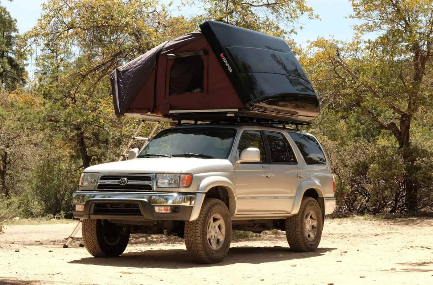 Overall I think the iK&er Skyc& is an excellent evolution of roof top tents. It is aerodynamic sleek and stylish easy to use and most importantly to ... : 4 person rooftop tent - memphite.com