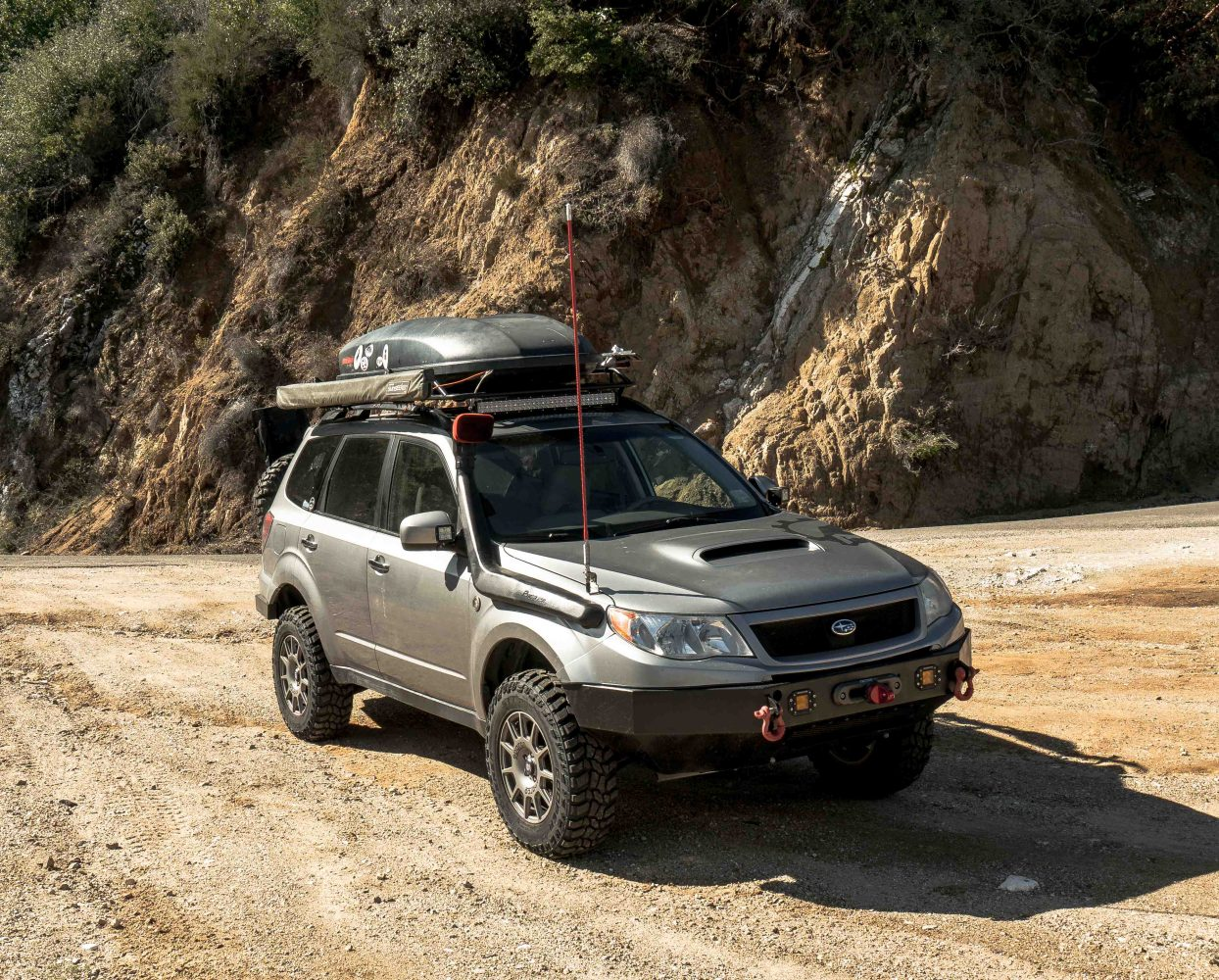 Featured Vehicle: FozRoamer's Subaru Forester – Expedition