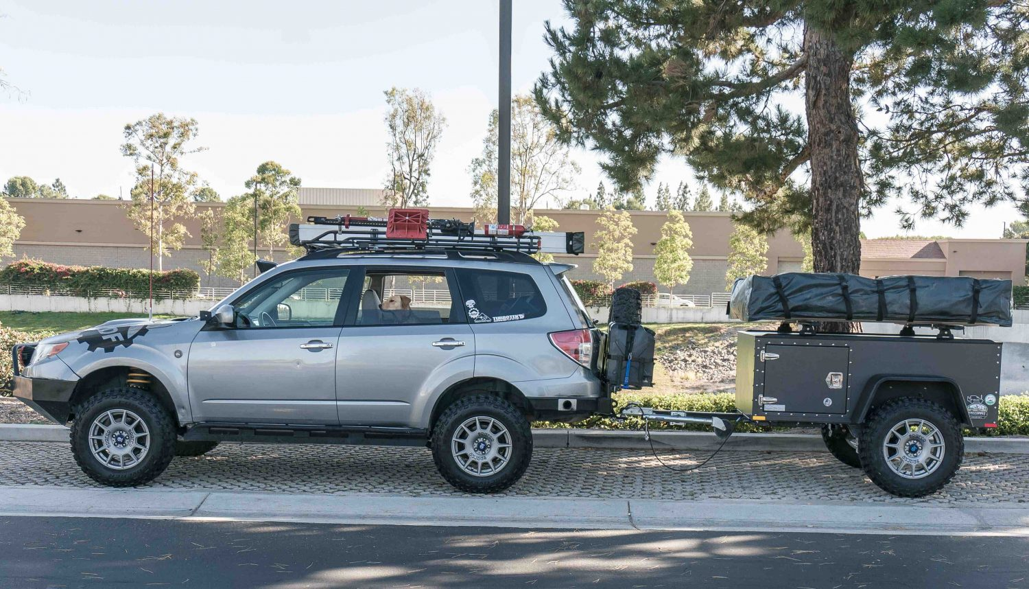 featured vehicle fozroamer s subaru forester expedition portal
