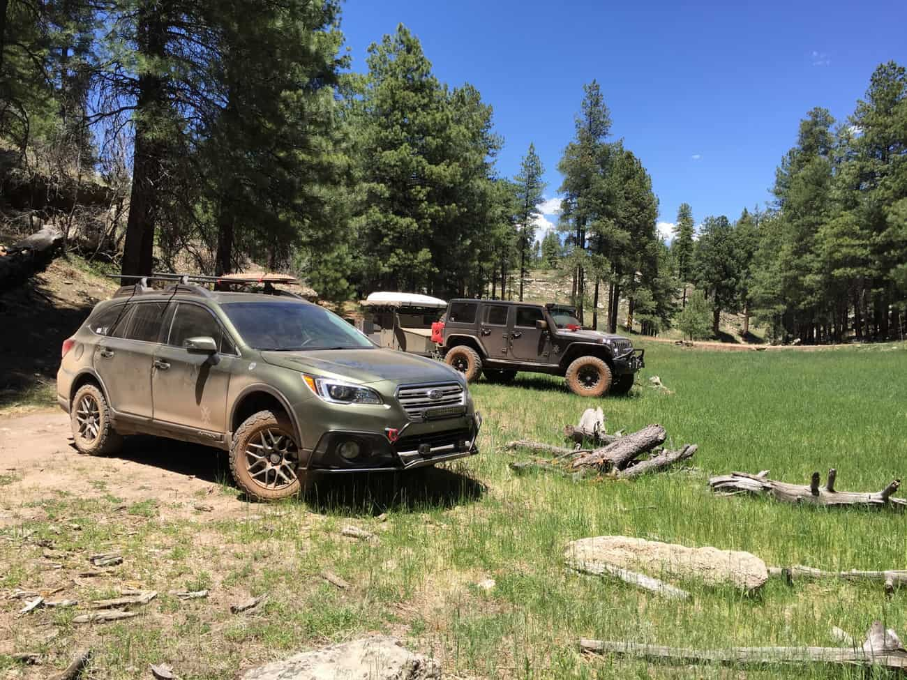 Featured Vehicle- 2017 4XPEDITION Subaru Outback 3 6R – Expedition