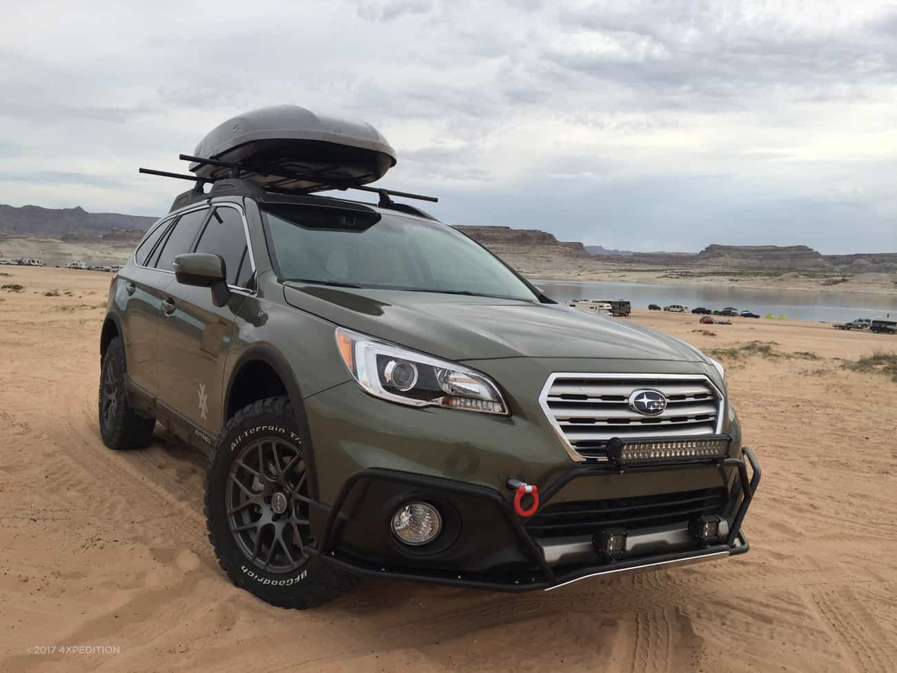Featured Vehicle 2017 4xpedition Subaru Outback 3 6r