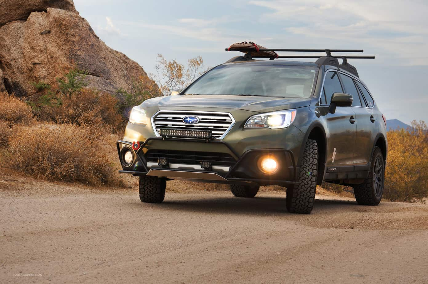 Featured Vehicle- 2017 4XPEDITION Subaru Outback 3 6R