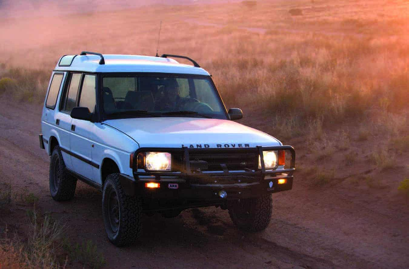 Building A Pinnacle Vehicle Overland Journals Land Rover Discovery 1 Trailer Wiring Harness Featured Vehicles Four Wheel Drive Journal Project
