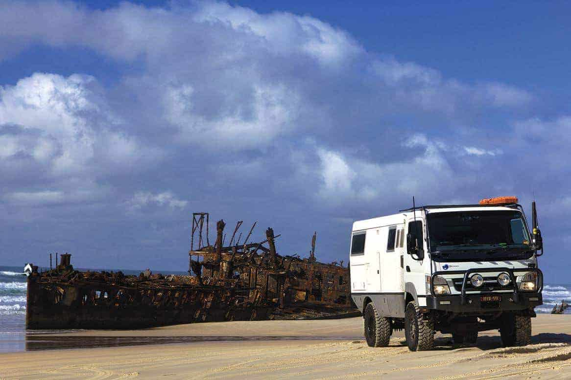 A True Global Explorer from the Land Down Under: The EarthCruiser
