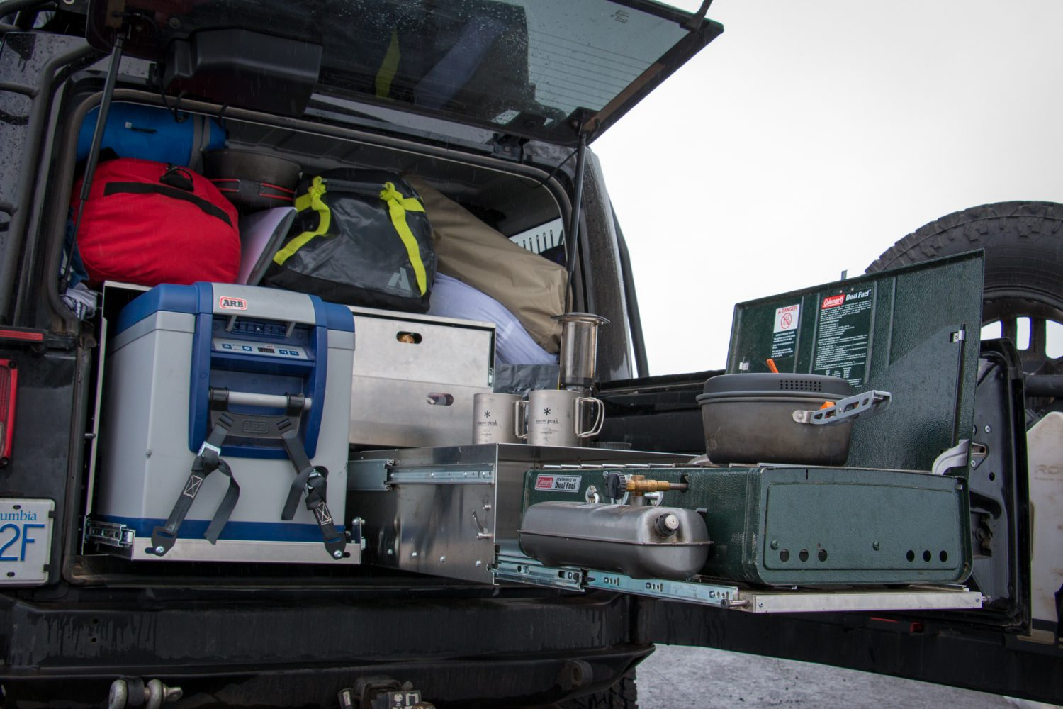 Field Tested The Overland Kitchen Expedition Portal
