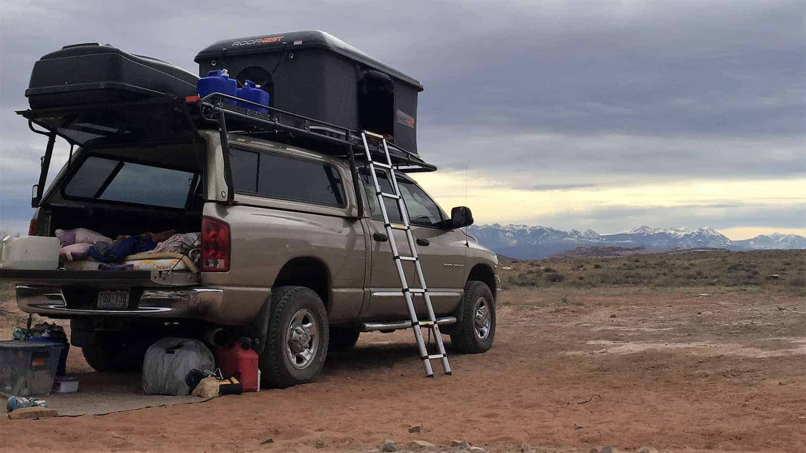 Gear Scout: Roofnest Hard Shell Rooftop Tent – Expedition Portal