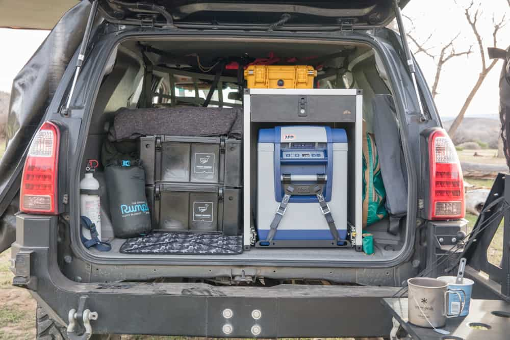 Featured Vehicle Dustin Miller S 2008 4runner Expedition Portal