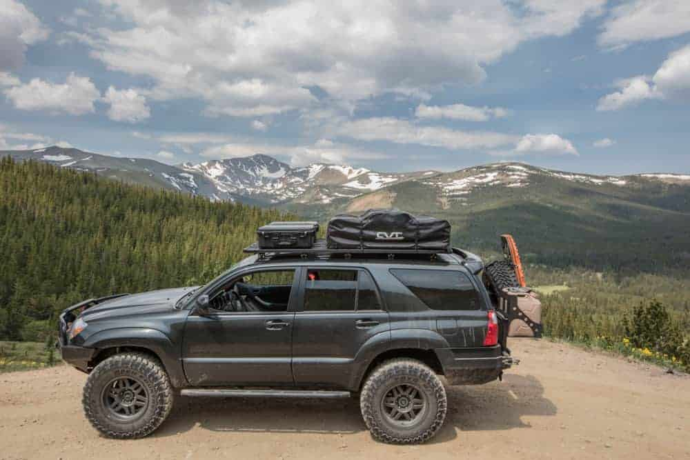 Featured Vehicle: Dustin Miller's 2008 4Runner