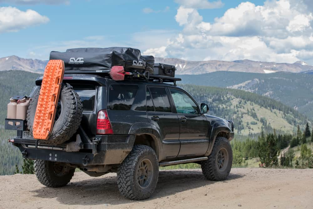 Featured Vehicle: Dustin Miller's 2008 4Runner – Expedition Portal
