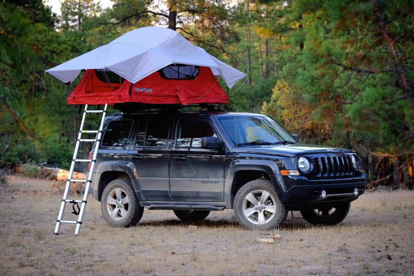 Long Term Test Yakima Skyrise Rooftop Tent Expedition