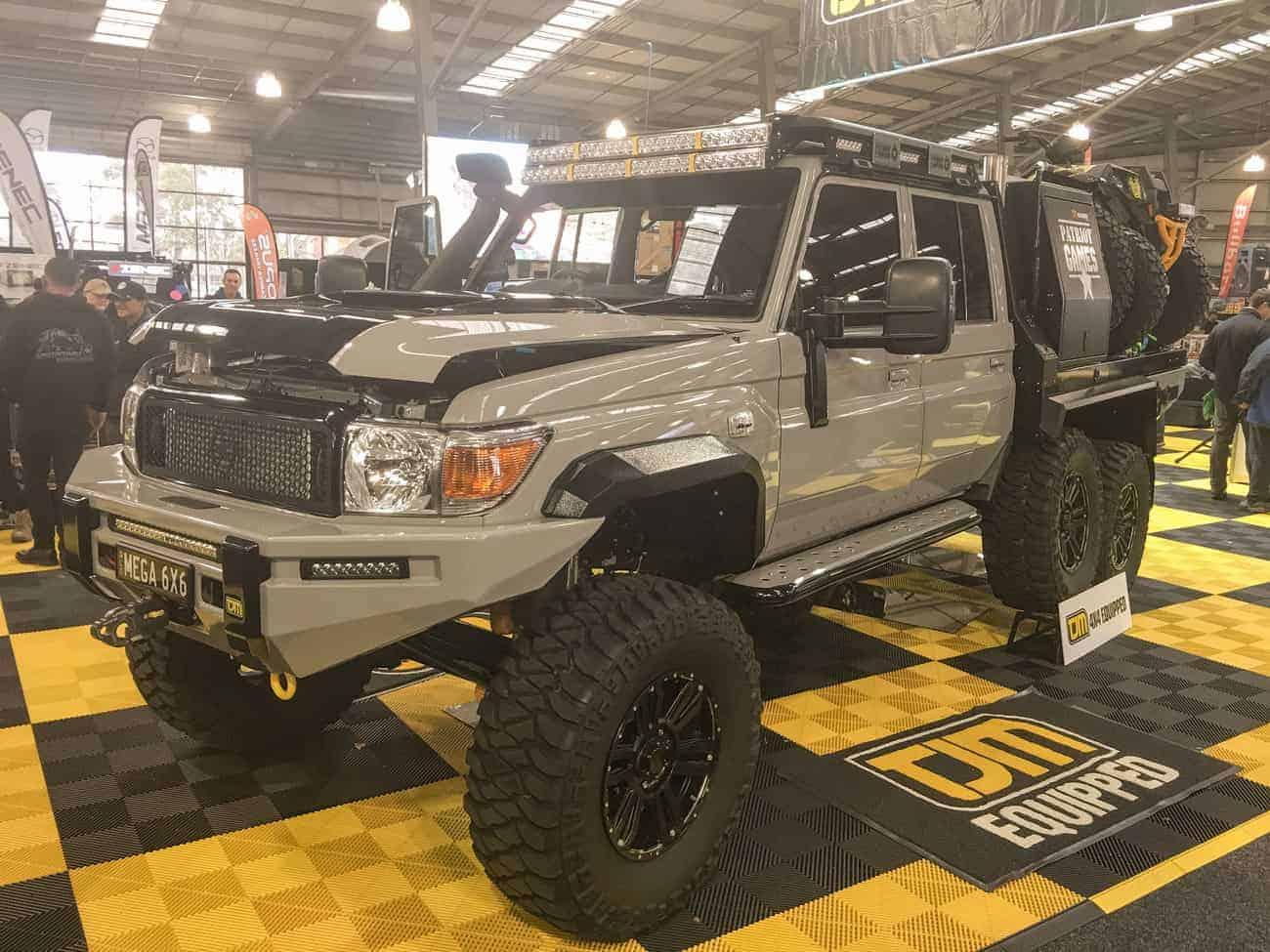 Melbourne 4WD Show :: Australia - Expedition Portal