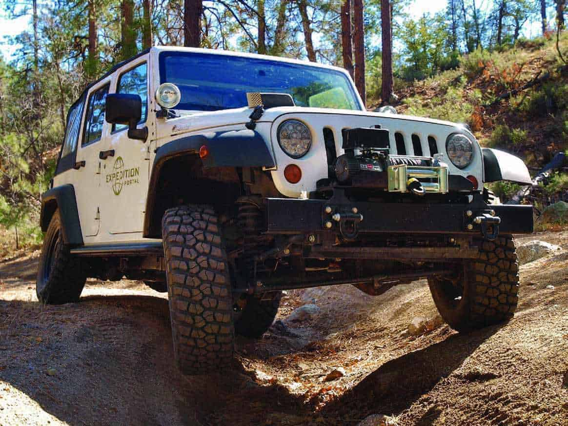 Jeep Ultima :: Building the J8 for Overland Travel - Expedition Portal