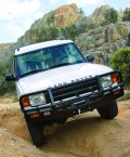 Building a Pinnacle Vehicle: Overland Journal 's Land Rover Discovery I SD – Part I