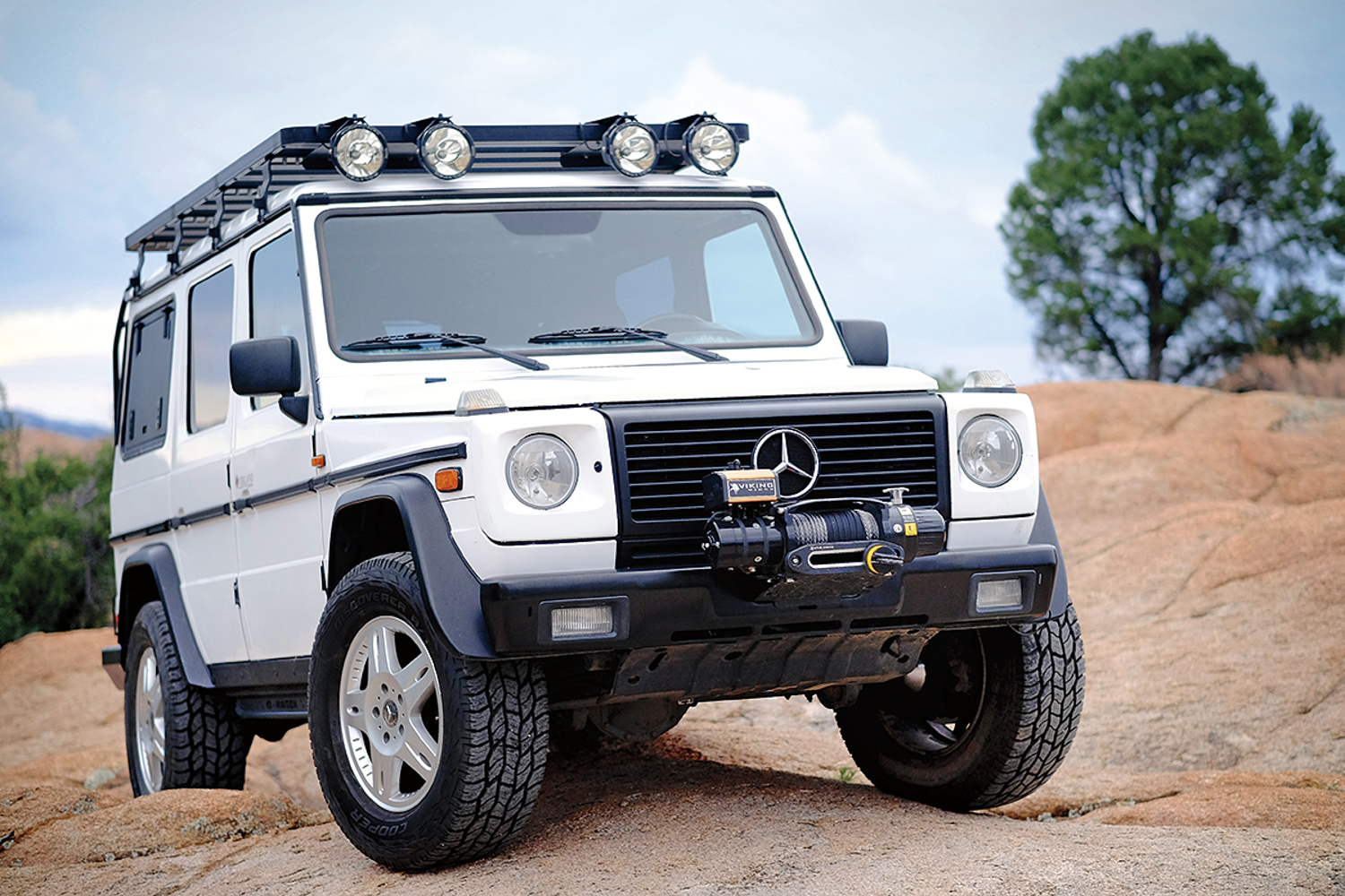 Mercedes-Benz G-Class – Expedition Portal